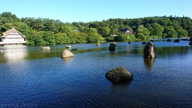 青森屋_公園風景1